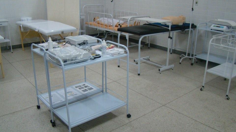 Laboratório de Enfermagem